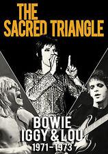 DAVID BOWIE New Sealed 2017 IGGY POP & LOU REED ERA DVD
