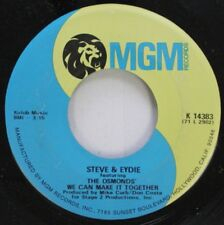 Pop 45 Steve & Eydie Featuring The Osmonds - We Can Make It Together / E Fini On