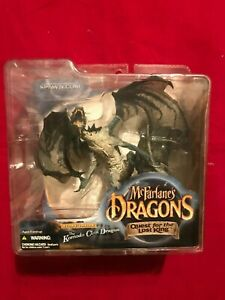 McFarlane's Dragons Quest for the Lost King - Komodo Clan Dragon NEW Unopened