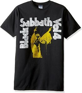 BLACK SABBATH T-Shirt Vol 4 Ozzy New OFFICIALLY LICENSED S-3XL