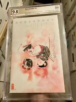 Descender 1 PGX (Not CGC SS) 9.8 ECCC Edition SIGNED Jeff Lemire Dustin Nguyen!