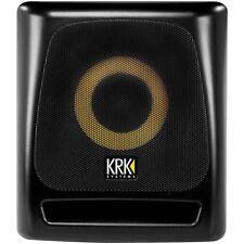"""KRK 8s2 V2 8"""" 100 Watt Powered Studio Subwoofer"""