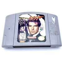 GoldenEye 007 (Nintendo 64) N64 - Authentic - Tested and Works Great😍Ships Fast