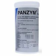 Panzym Powder 255 G Highly Concentrated Pancreatic Enzymes for Dogs and Cats