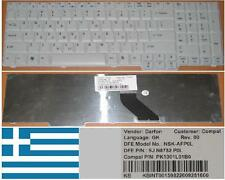 QWERTZ-TASTATUR GRIECHISCH ACER ASPIRE 7520 7720G NSK-AFP0L 9J.N8782.P0L