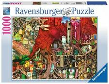 RAVENSBURGER PUZZLE HIDDEN WORLD COLIN THOMPSON 1000 PCS #19644