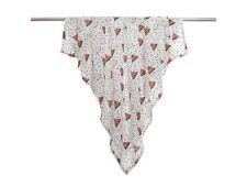 Mulltücher Spucktücher Mullwindeln Baby Babydecke Wickeln 120x120 Wassermelone