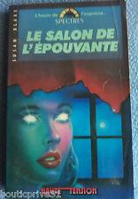 Livre  de poche d'occasion - LE SALON DE L'EPOUVANTE /  Susan BLAKE