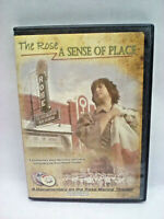 The Rose Marine Theatre DVD Documentary - Fort Worth Texas - Free shipping