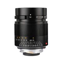 7artisans 28mm F1,4 Manueller Fokus Objektiv für Leica M Vollformat Kamera