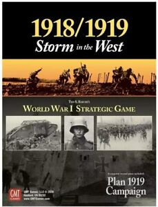 1918-1919: Storm in the West SEALED UNOPENED FREE SHIPPING