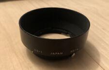 Nikon HS-1 Metal Lens Hood for 50/1.4, Japan