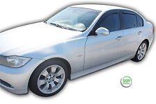 DBM11127 BMW 3 Series E90 4-DOOR SALOON 2005-up WIND DEFLECTORS  4pc HEKO TINTED
