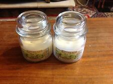 10 WICKFORD & CO WEDDING DAY CANDLE IN A JAR LASTS 16 HRS 8CM HIGH FAVOURS BAGS