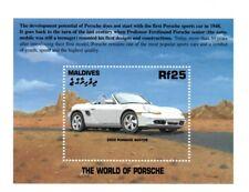VINTAGE CLASSICS - Maldives 2516 - 2000 Porsche Boxter - S/S - MNH