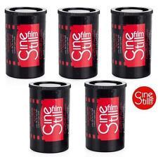 5 Rolls X Cinestill 800 ISO 800t Tungsten 35-36 35mm 135 Color Negative Film