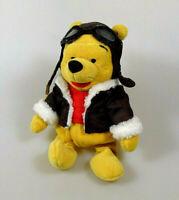 Winnie the Pooh als Pilot ca. 20 cm Plüsch Figur Disney Store