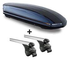 Coffre de toit vdpmaa 460 L + Galerie pour véhicules Quick sous-jacent LEXUS NX