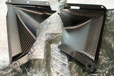 P57 Aprilia RSV4 1000 R 09-10 Aprilia original Karbon 894871 Lufteinlässe Carbon