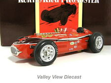 CAROUSEL 1- 1:18 1956 INDY 500 KURTIS KRAFT #19 ROGER WARD/ FILTER QUEEN SPECIAL