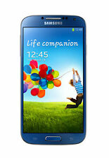 Samsung Galaxy S4 GT-I9500 - 16GB - Blue Arctic (Unlocked) Smartphone