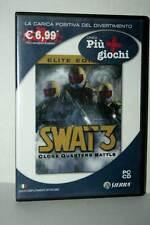 SWAT 3 CLOSE QUARTERS BATTLE GIOCO USATO PC CDROM VERSIONE ITALIANA RS2 44228