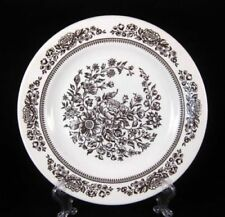 """VTG IRONSTONE BROWN TRANSFER """"ROYAL CHINA SUSSEX"""" DINNER PLATE 10 INCHES Lot0050"""