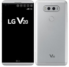 LG V20 - 64GB 4G LTE (AT&T Unlocked) - Silver Smartphone USED!!