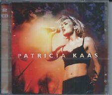 2 CD Patricia KAAS  Live 2000 Neuf sous cellophane 31 titres