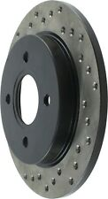 StopTech Disc Brake Rotor Rear Right for Ford Focus / Fiesta # 128.61070R