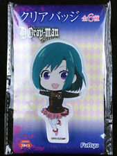 D.Gray-man Hallow Acrylic Badge Pin official FuRyu Lenalee Lee New