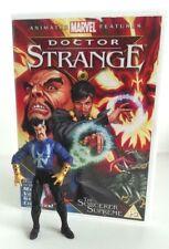 """Marvel Universe Action Figure 3.75"""" Doctor Strange And The Sorcerer Supreme DVD"""