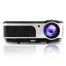 HD Home Theater Projector LCD LED 3800lm Android Wifi Multimedia HDMI USB VGA TV