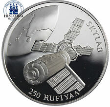Silberne Münzen mit Motive aus Australien/Ozeanien