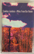Cowboy Junkies / Miles From Our Home cassette Sealed, Mint 1998 BMG Club copy