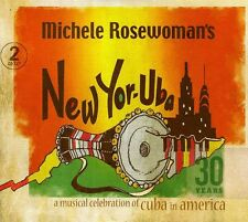 Michele Rosewoman - New Yor-Uba: 30 Years Musical Celebration of Cuba [New CD] P