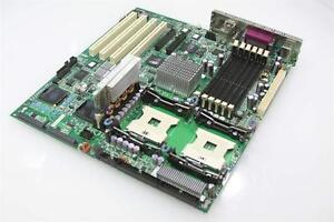 HP ML350 G4P Server Mainboard / Motherboard Systemboard 409682-001 + 2 CPU XEON