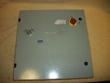 Hammond Electrical Box K500D1 Transformer Square D Motor Starter 8536SAO12