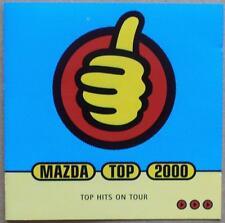 Mazda Top 2000 Hits on Tour - Jackie Wilson, Amil Steward u.a. - CD