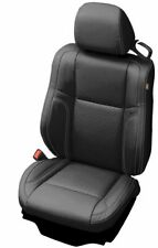 2015-19 Dodge Challenger Katzkin Black Leather Seat Covers Kit SXT R/T