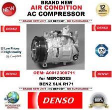 DENSO AIR CONDIZIONE AC COMPRESSORE OEM: A0012300711 per Mercedes Benz SLK R171