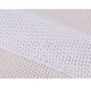 100*150cm Net Fabric Honeycomb Mesh Fabric Cushion Knit Lining Apparel Material