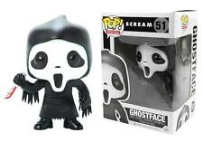 Figura vinile Scream Ghost face horror Pop! Funko Vinyl Figure n° 51