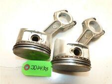 John Deere 345 Tractor Kawasaki FD590V 18hp Engine Pistons & Rods