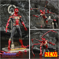 "New Marvel Legends Avengers Infinity War Endgame Spider Man 6"" Action Figure Toy"