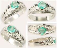 19thC Antique 1/3ct Siberia Emerald Roman Germania Gem (Salzburg) Lucullus Nero