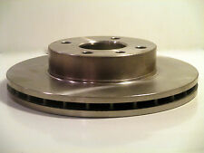 Ford Escort 1.6 Turbo RS Front Brake Discs Set (1986-1990) Kw 97 - Hp 132