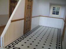DOLLS House miniature, bambole house.flooring, piastrelle, marlike OTTAGONALE SF7 M1
