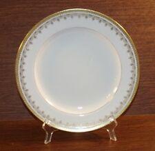 "Minton Gold Encrusted w/Sunburst Pattern #G7302 Dinner Plate 10-1/2"""