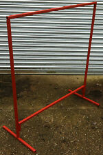 clothes rail shop display stand market stall rail